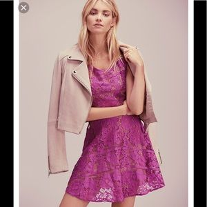 Nwot For Love And Lemons lace dress